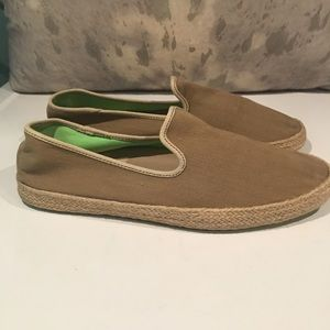 AWESOME SPERRY TOP SIDER TAN SLIP-ON SIZE 11